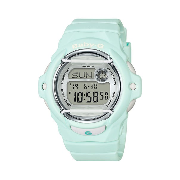 Baby-G Jelly Series Ladies Watch