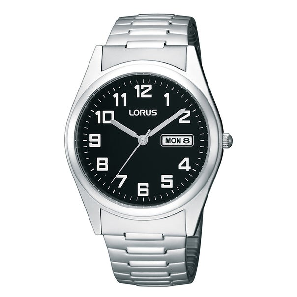 Lorus Mens Analogue Watch