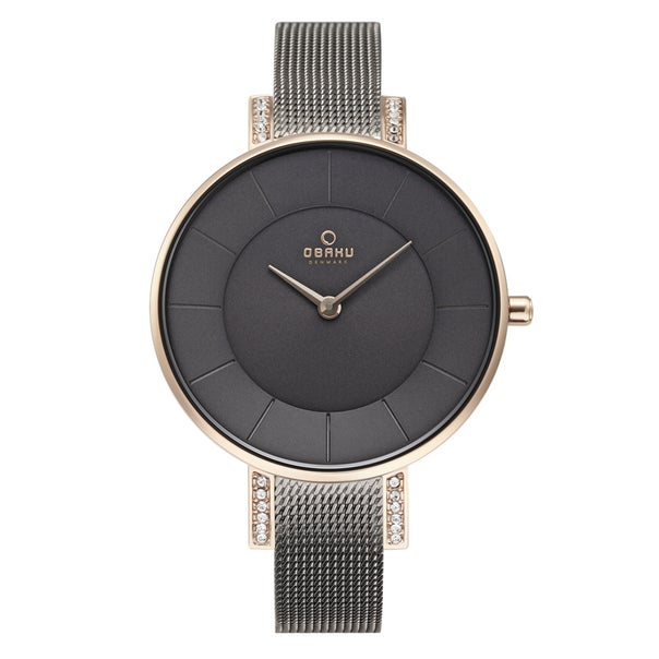 Obaku Lun - Granite Ladies Watch