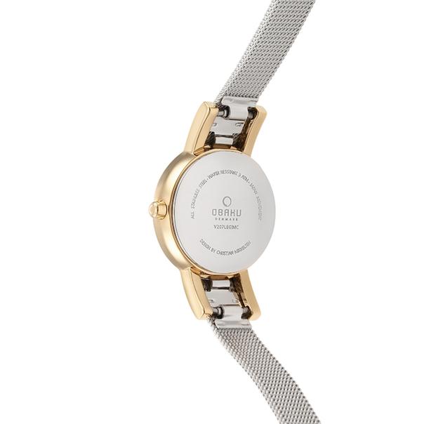 Obaku Lykke - Gold Bi Ladies Watch