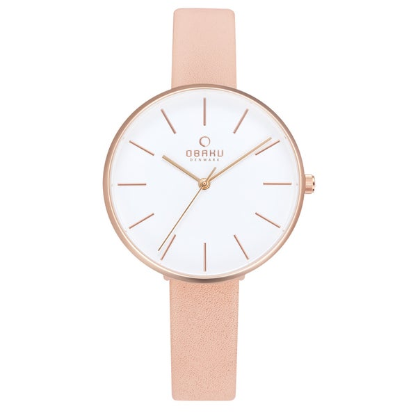 Obaku Mynte - Nude Ladies Watch
