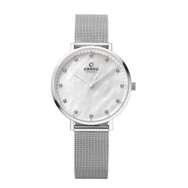 Obaku Vest - Steel Ladies Watch